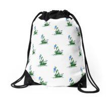 Watercolor Drawstring Bag