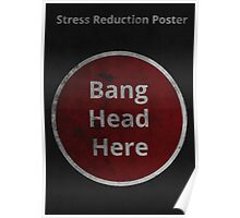 Stress Reduction Poster