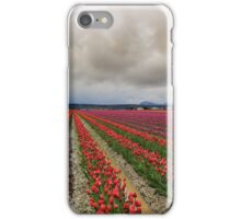 Tulip Field iPhone Case/Skin