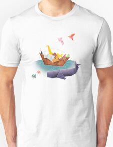 Origami Ark T-Shirt