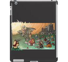 Epic battle! iPad Case/Skin