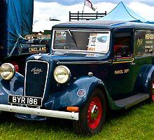 1935 Austin Six  Vintage Car by Trevor Kersley