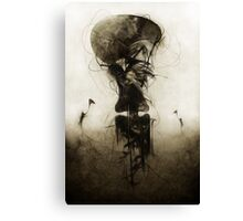 Dweller of the Invisible Canvas Print