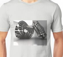 Sculpture Grey Unisex T-Shirt