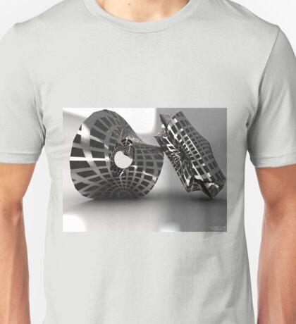 Sculpture Grey Unisex T-Shirt
