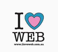 I Heart Web Unisex T-Shirt