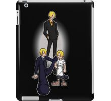 Sanji's path iPad Case/Skin
