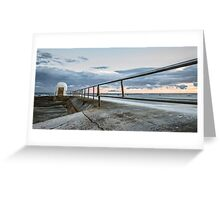 Merewether Pump House Greeting Card
