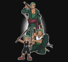 Zoro's path One Piece - Short Sleeve
