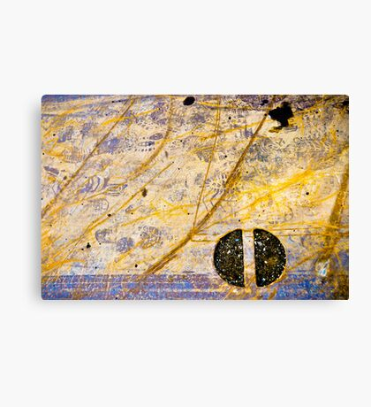 The Art of Construction Canvas Print