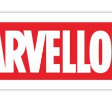 Marvellous Sticker