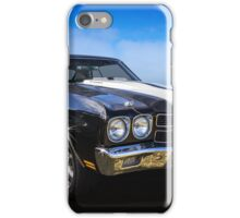 Chevy Muscle iPhone Case/Skin