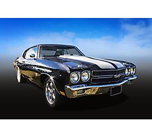 Chevy Muscle Photographic Print