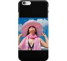 Face to the sun iPhone Case/Skin