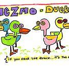 Mezmo Ducks by Ollie Brock