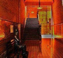 Bradbury Building by Stephen Burke