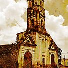 Disused church, Trinidad, Cuba by buttonpresser