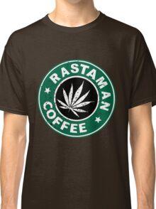 RASTAMAN COFFEE Classic T-Shirt