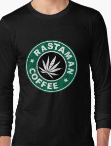 RASTAMAN COFFEE Long Sleeve T-Shirt