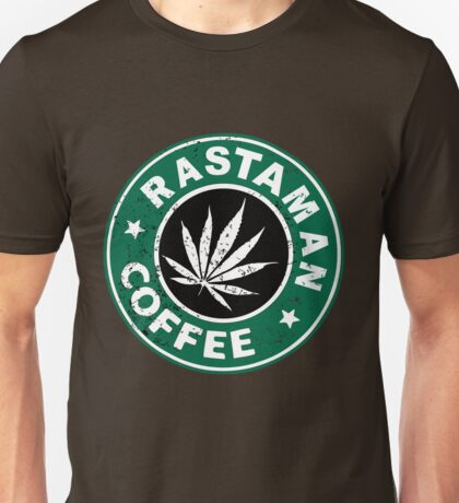 RASTAMAN COFFEE Unisex T-Shirt