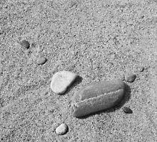 Pebbles by J J  Everson