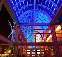 Long Beach Convention Center in Californa by Stephen Burke