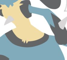 Lucario Sticker