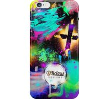 Creative Chaos - Analogue Meets Digital iPhone Case/Skin