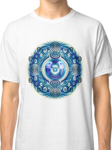 SPIRAL OPTIC by conor graham Ethereal C2010. Classic T-Shirt