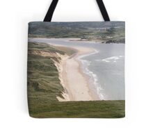 Lagg Beach Malin Co Donegal Ireland Tote Bag