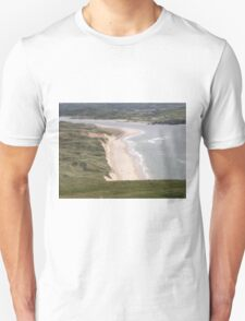 Lagg Beach Malin Co Donegal Ireland T-Shirt