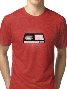 Betamax Tape Tri-blend T-Shirt