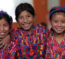 Mayan Girls by rwilks