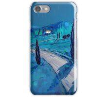 Tuscan night iPhone Case/Skin