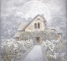 Moon Cottage by dawne polis