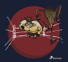 le Boxeur by geppelin