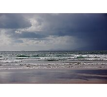 Storm over Dingle Bay, Kerry, Ireland 2 Photographic Print