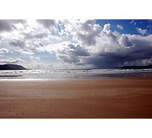 Storm over Dingle Bay, Kerry, Ireland 3 Photographic Print