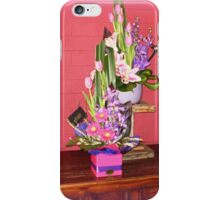 *My Favourite florist Shop* iPhone Case/Skin