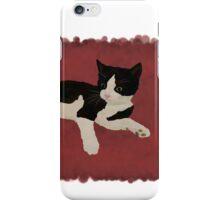 Zorro Kitten - Red iPhone Case/Skin