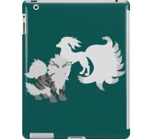Arcanine and Ninetales iPad Case/Skin