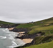 The End of Europe,  Dunquin, Kerry, Ireland 2 by Pat Herlihy