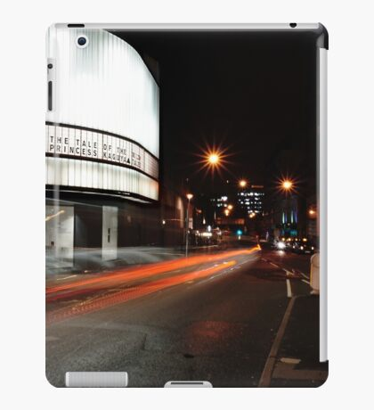 The Last Week of Cornerhouse, Manchester, April 2015 iPad Case/Skin