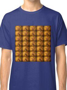 sepia leaves Classic T-Shirt