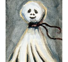 Tissue Ghost by Amy-Elyse Neer