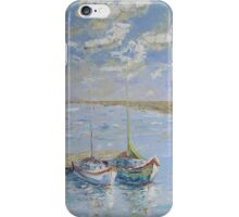 The Landing Stage iPhone Case/Skin