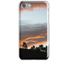 July sky iPhone Case/Skin