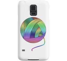 Rainbow Yarn Ball! Samsung Galaxy Case/Skin