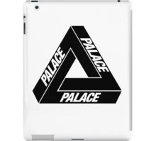 Palace Black Triangle iPad Case/Skin