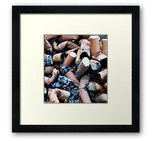 cigarettes Framed Print